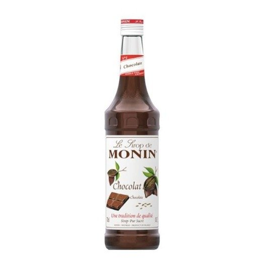 Monin Chocolate 700 ml - syrop czekoladowy