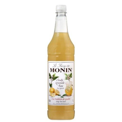 Monin Cloudy Lemonade Base 1l - baza do lemoniady