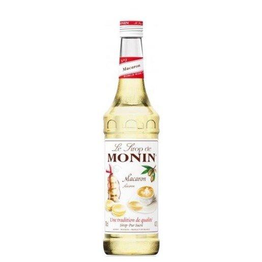 Monin Macaron syrop francuskie makaroniki 700ml