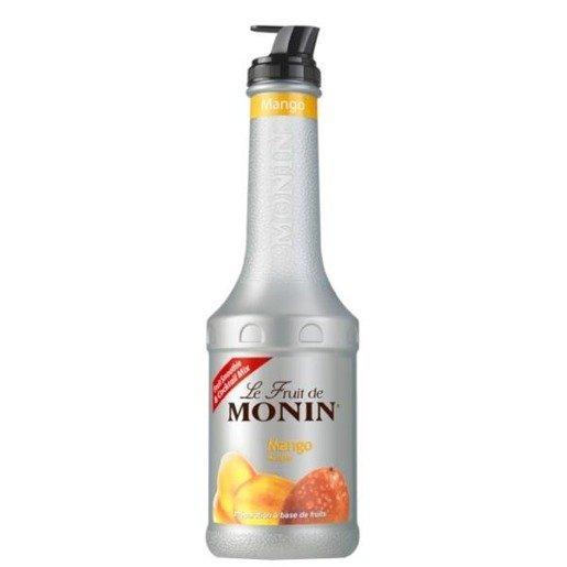Monin Puree Mango 1 l - mango
