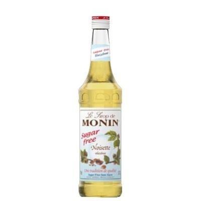 Monin Vanilla Sugar Free - syrop waniliowy bez cukru 700 ml
