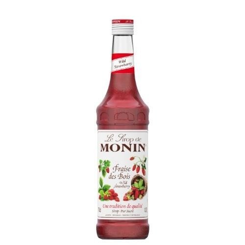 Monin Wild Strawberry 0,7 l syrop poziomkowy