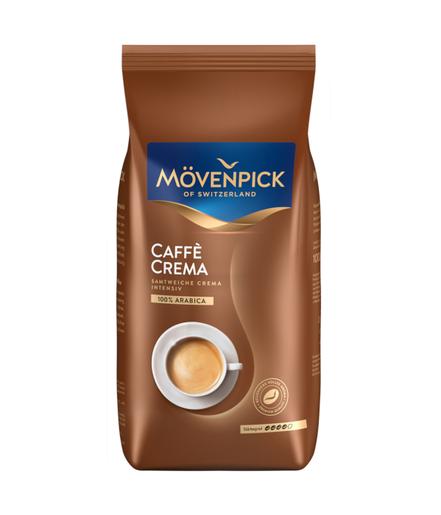 Movenpick Caffe Crema Arabika 1kg ziarnista x8