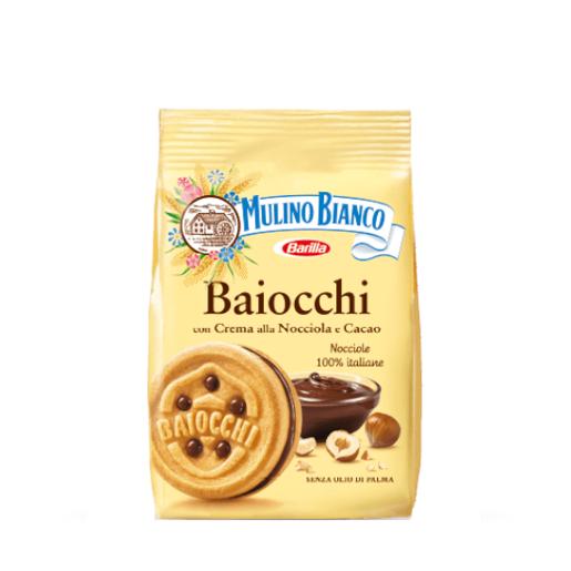 Mulino Bianco Baiocchi - włoskie ciastka 260 g