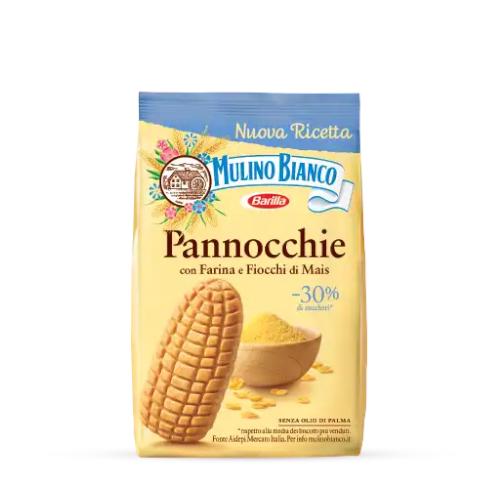 Mulino Bianco Pannaocchie włoskie ciastka 350g