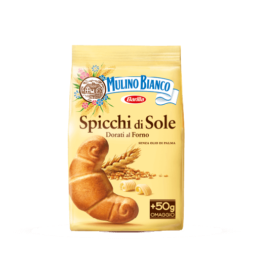 Mulino Bianco Spicchi di Sole ciasteczka 400g