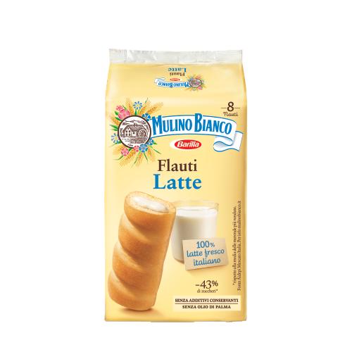 Mulino Bianco bułeczki z mlecznym nadzieniem 280g