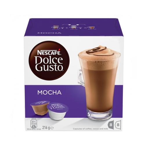 Nescafe Dolce Gusto Mocha - 8 + 8 kapsułek