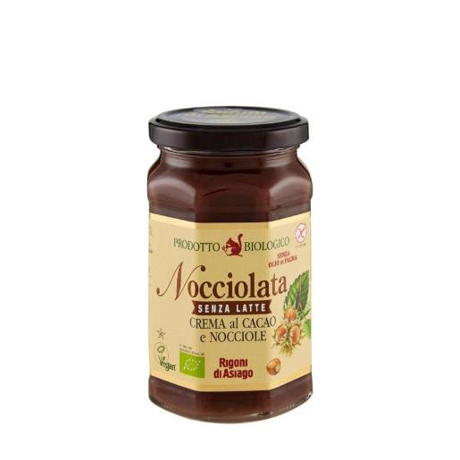 Nocciolata Senza Latte krem orzechowy bez laktozy 350 g