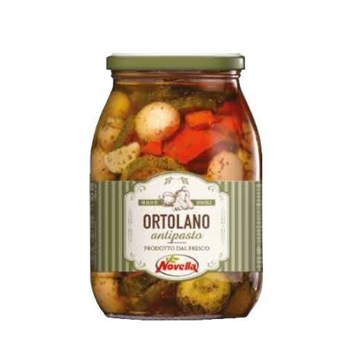 Novella Antipasto Ortolano - 1062 ml mix warzyw