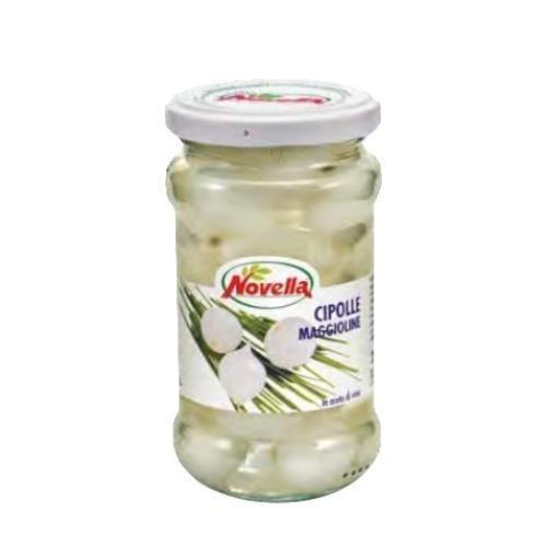 Novella Cipolle Maggioline - 1062 ml cebulki w occie winnym