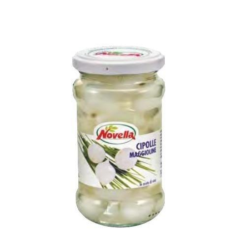 Novella Cipolle Maggioline - 314 ml cebulki małe