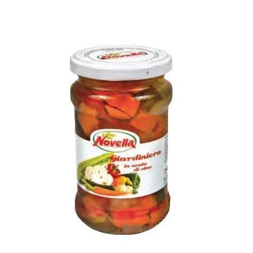 Novella Giardiniera - 314 ml mix warzyw ogrodowych