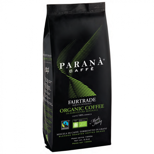 Parana Fairtrade Organic 1 kg kawa ziarnista