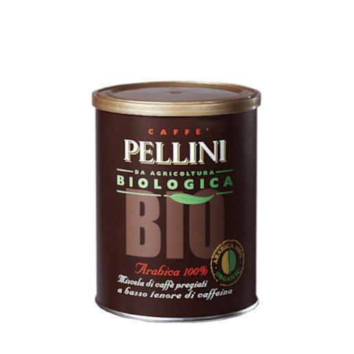 Pellini Biologica BIO 250g kawa mielona puszka x 6
