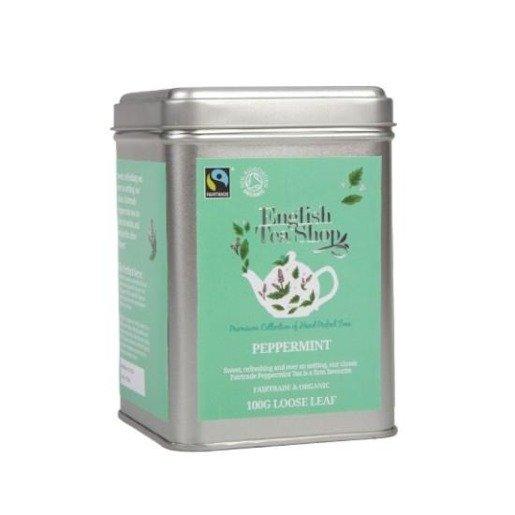 Peppermint herbata sypana 100g