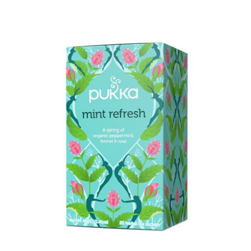 Pukka Mint Refresh - 20 saszetek