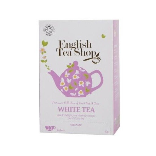 Pure White Tea - 20 saszetek