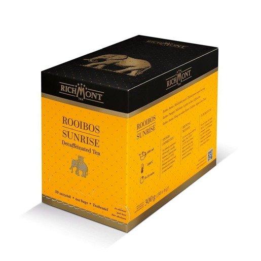 Richmont Rooibos Sunrise 50x6g herbata w saszetkach