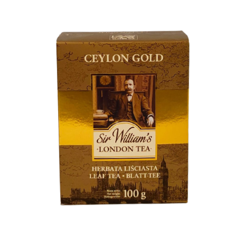 Sir William's Ceylon Gold 100g herbata liściasta