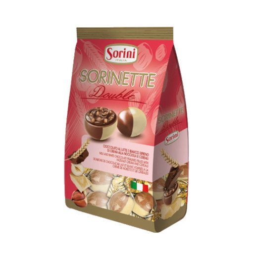 Sorini Sorinette Double 200g - włoskie czekoladki
