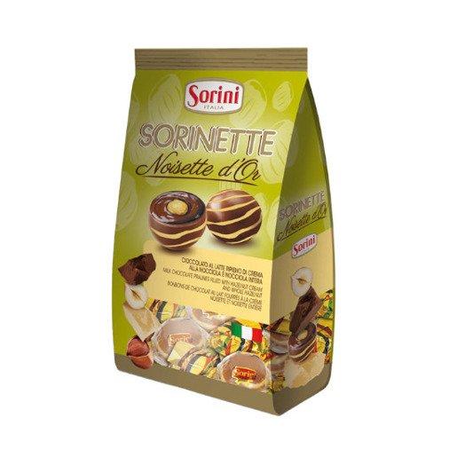 Sorini Sorinette Noisette 200g włoskie czekoladki
