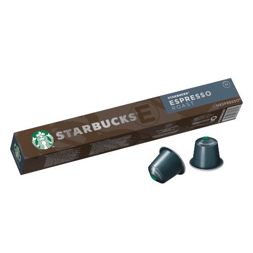Starbucks Nespresso Espresso 10 kapsułek x 3