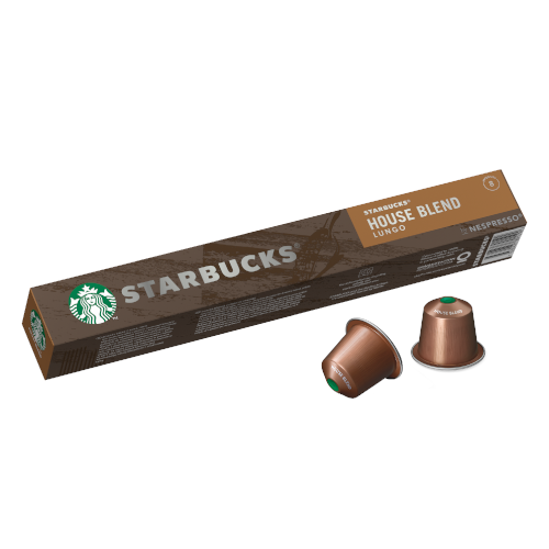 Starbucks Nespresso House blend 10 kapsułek