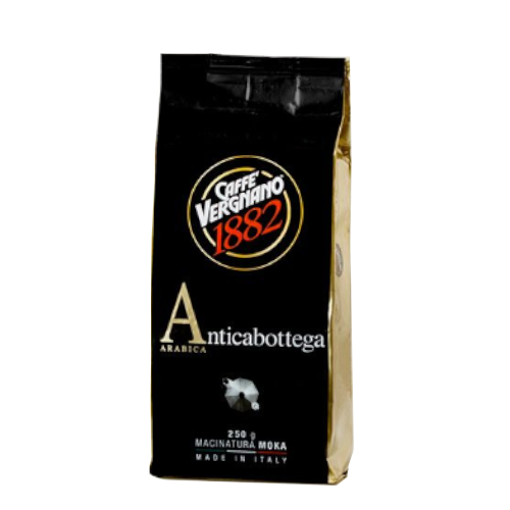 Vergnano Antica Bottega 250g kawa mielona