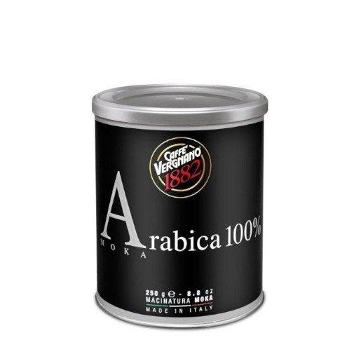 Vergnano Moka 250g kawa mielona - puszka