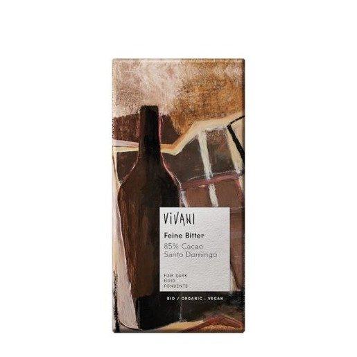 Vivani 85% Cacao Santo Domingo - czekolada 100g
