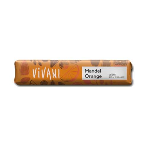 Vivani Mandle Orange 35g