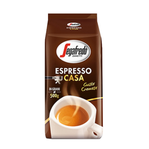 Włoska kawa ziarnista Segafredo Epresso Casa 500 g