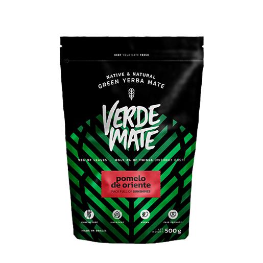 Yerba Mate Green Verde Mate Pomelo De Oriente 500g