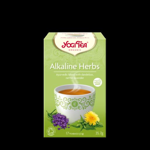 Yogi Tea Alkaline Herbs 17 saszetek