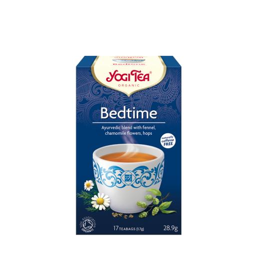 Yogi Tea Bedtime (Spokojny sen) 17 saszetek