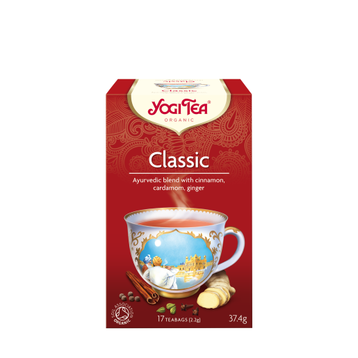 Yogi Tea Classic 17 saszetek