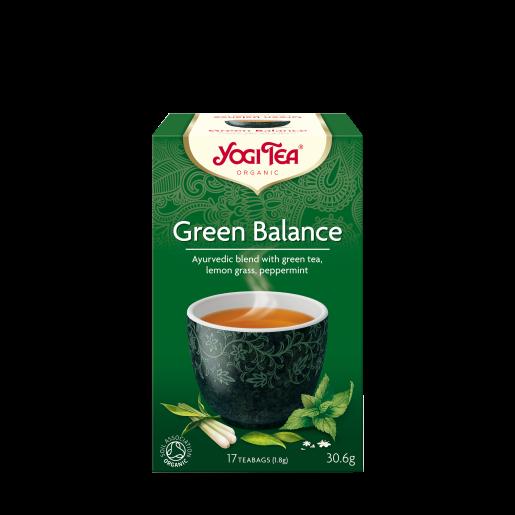 Yogi Tea Green Balance 17 saszetek