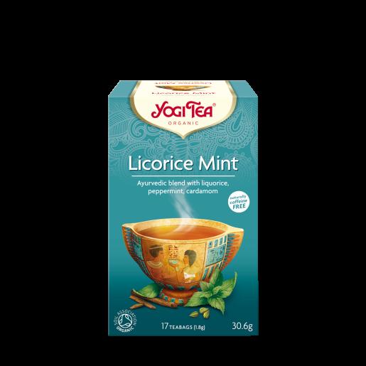 Yogi Tea Licorice Mint 17 saszetek