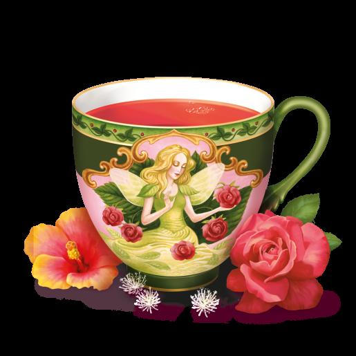 Yogi Tea Rose 17 saszetek - róża