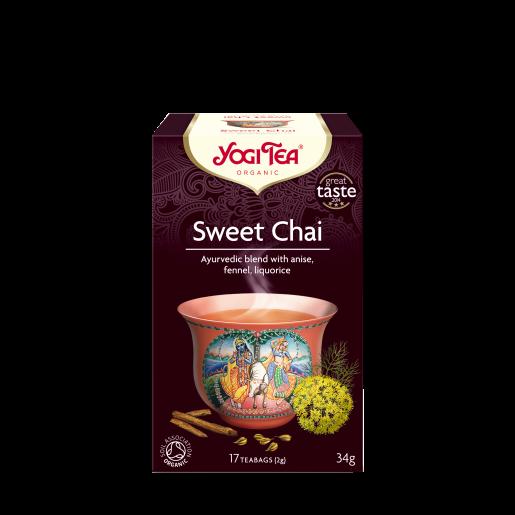 Yogi Tea Sweet Chai 17 saszetek