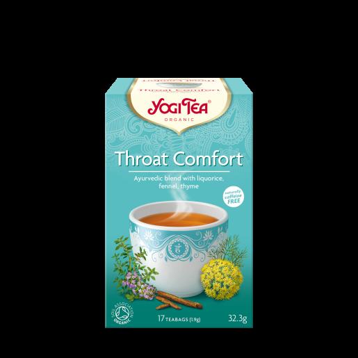Yogi Tea Throat Comfort (na gardło) 17 saszetek