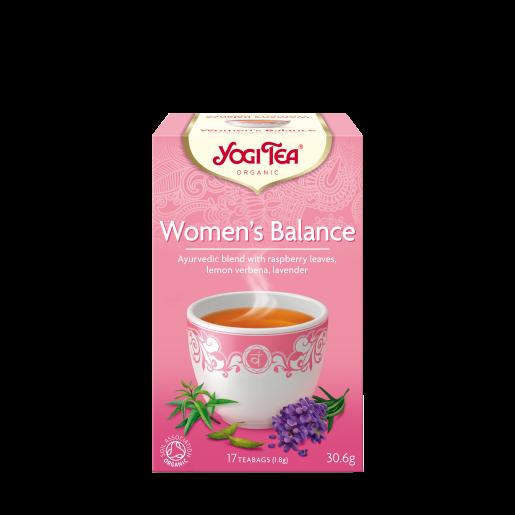 Yogi Tea - Womens Balance 17 saszetek, równowaga