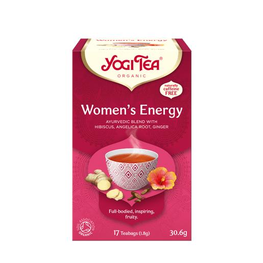 Yogi Tea Women's Energy 17 saszetek