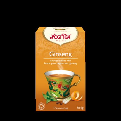 Yogi Tea herbata z żeń-szeniem 17 saszetek