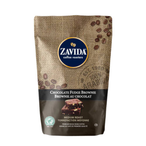 Zavida Chocolate Fudge Brownie 907g kawa ziarnista