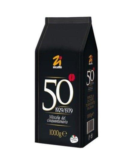 Zicaffe 50' Cinquantenario 1 kg kawa ziarnista