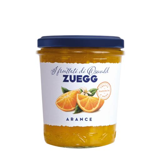 Zuegg Arancia włoska marmolada pomarańczowa 320g