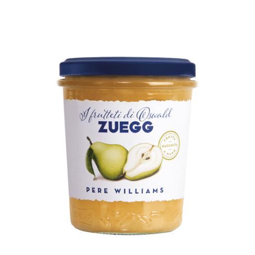 Zuegg Pere włoski dżem gruszkowy 320g