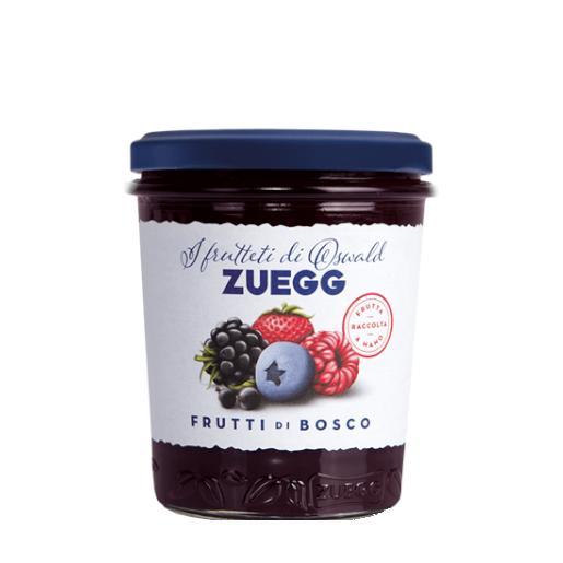 Zuegg dżem z owoców leśnych 320g
